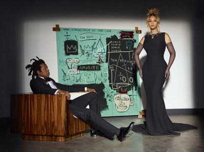 """Tiffany&Co. presenta la campaña """"ABOUT LOVE"""" protagonizada por Beyoncé y Jay-Z"""
