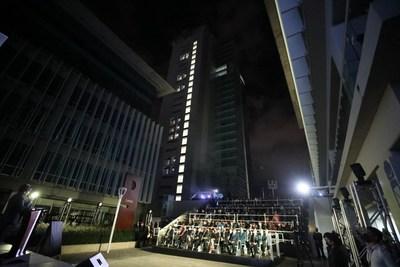 Honduras inaugura nueva sede gubernamental en el marco del Bicentenario de Independencia